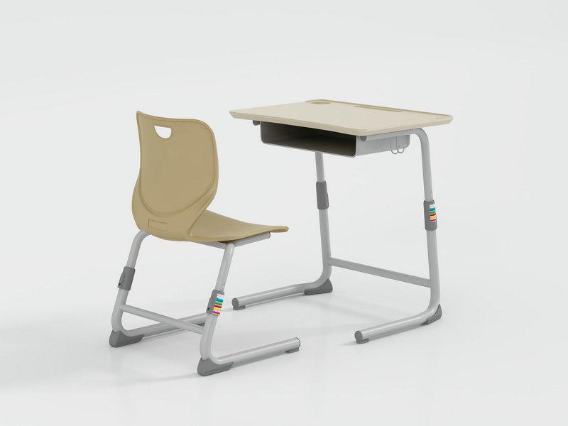 课桌椅质量是保障学生健康学习的重要条件!