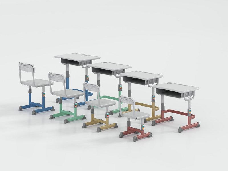祥聚课桌椅为梦想助力!
