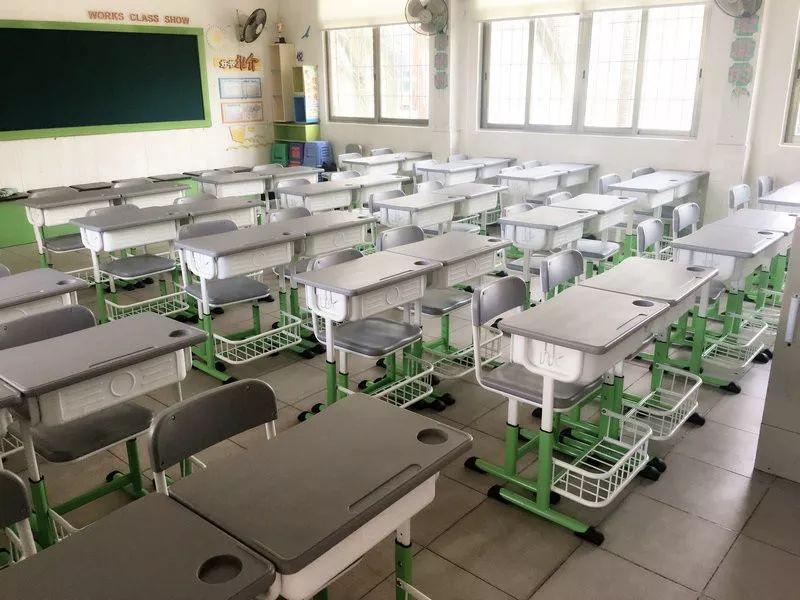 """针对学生近视问题,课桌椅得""""对号入座"""""""